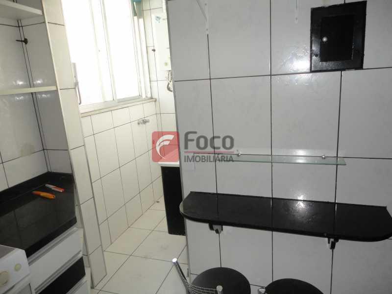Cozinha Vista - Apartamento 2 quartos à venda Tijuca, Rio de Janeiro - R$ 480.000 - JBAP21030 - 13