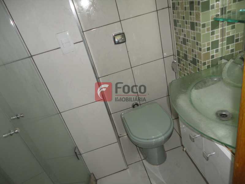 Banheiro Social - Apartamento 2 quartos à venda Tijuca, Rio de Janeiro - R$ 480.000 - JBAP21030 - 11