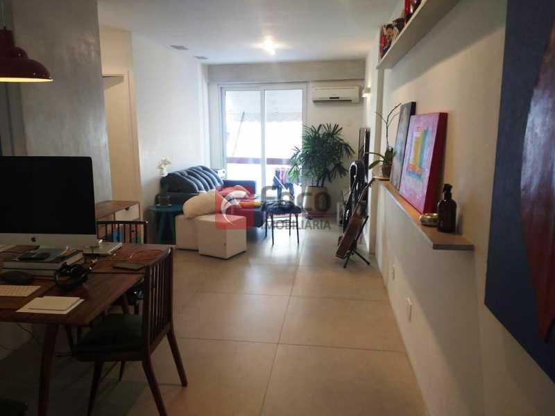 SALA - Apartamento à venda Rua do Humaitá,Humaitá, Rio de Janeiro - R$ 1.080.000 - FLAP22373 - 1