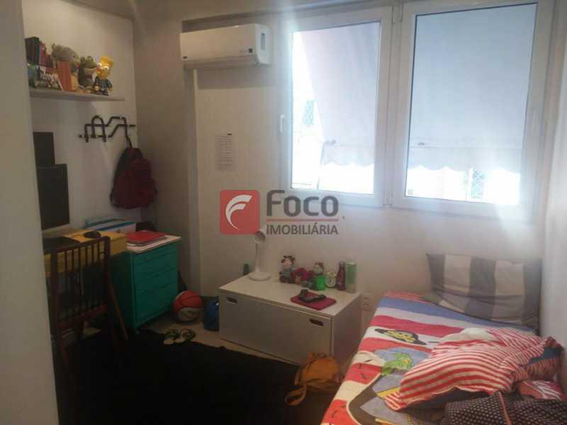 QUARTO 2  - Apartamento à venda Rua do Humaitá,Humaitá, Rio de Janeiro - R$ 1.080.000 - FLAP22373 - 8