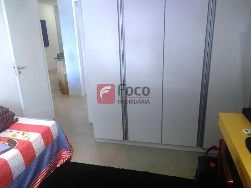 QUARTO 2  - Apartamento à venda Rua do Humaitá,Humaitá, Rio de Janeiro - R$ 1.080.000 - FLAP22373 - 9