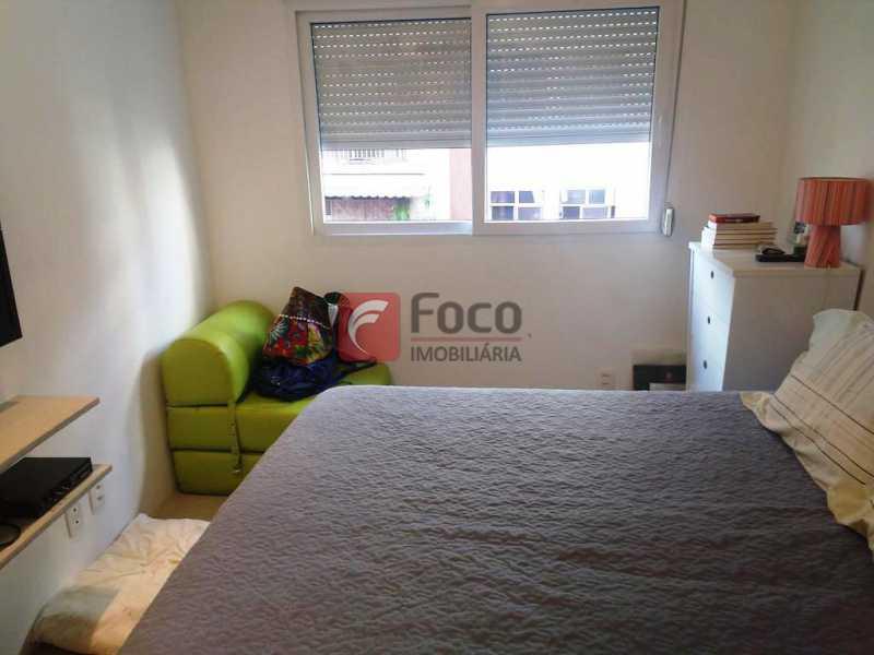 QUARTO SUÍTE - Apartamento à venda Rua do Humaitá,Humaitá, Rio de Janeiro - R$ 1.080.000 - FLAP22373 - 5