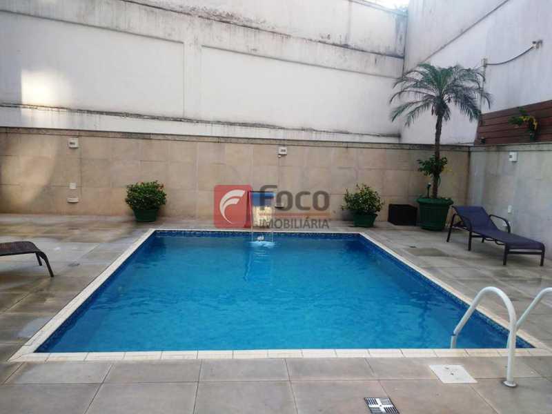 PISCINA - Apartamento à venda Rua do Humaitá,Humaitá, Rio de Janeiro - R$ 1.080.000 - FLAP22373 - 20