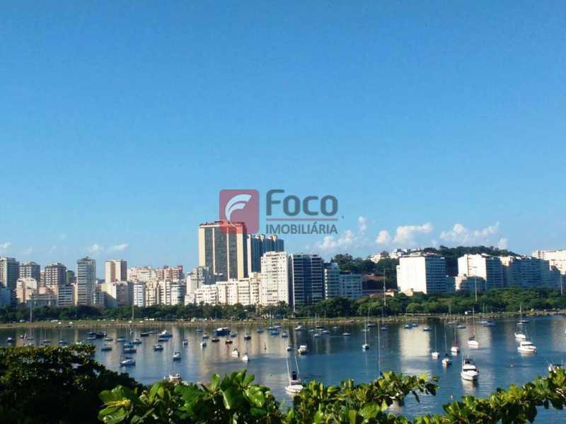 VISTA LATERAL - Apartamento À Venda - Botafogo - Rio de Janeiro - RJ - FLAP32206 - 5