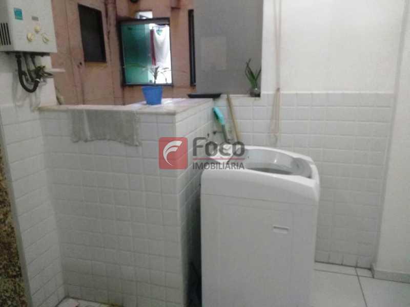ÁREA SERVIÇO - Apartamento À Venda - Botafogo - Rio de Janeiro - RJ - FLAP32206 - 18