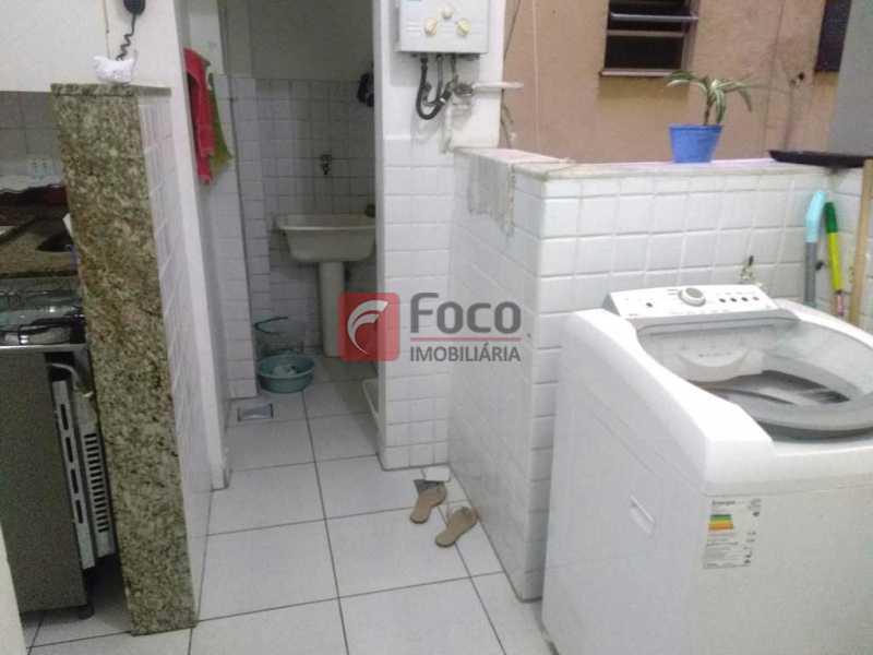 ÁREA SERVIÇO - Apartamento À Venda - Botafogo - Rio de Janeiro - RJ - FLAP32206 - 19