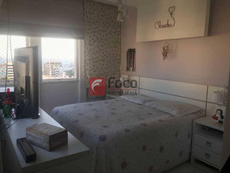 QUARTO SUÍTE - Apartamento à venda Rua Barão da Torre,Ipanema, Rio de Janeiro - R$ 1.200.000 - FLAP32379 - 8