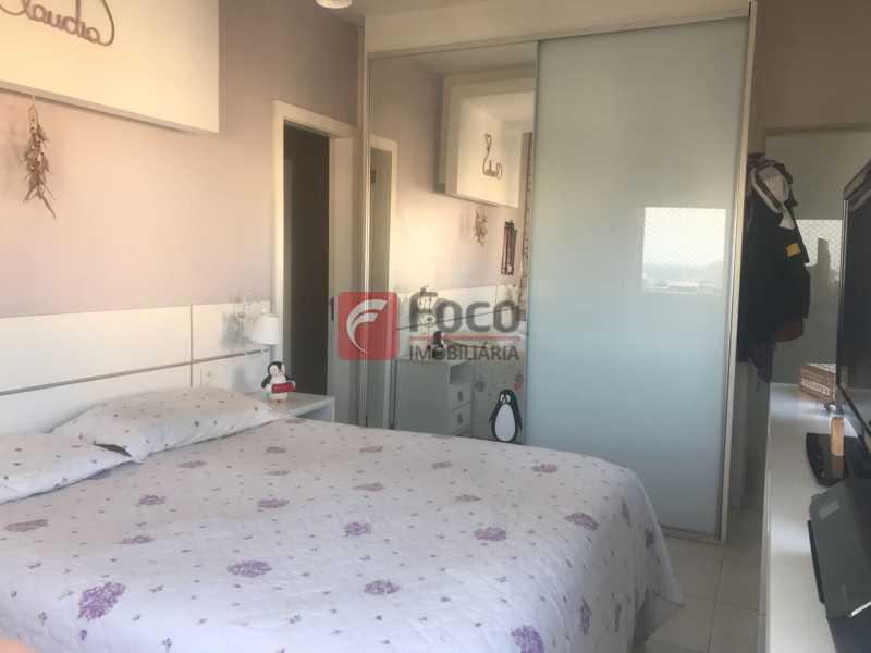QUARTO SUÍTE - Apartamento à venda Rua Barão da Torre,Ipanema, Rio de Janeiro - R$ 1.200.000 - FLAP32379 - 9