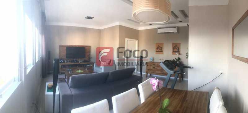 SALA - Apartamento à venda Rua Barão da Torre,Ipanema, Rio de Janeiro - R$ 1.200.000 - FLAP32379 - 6