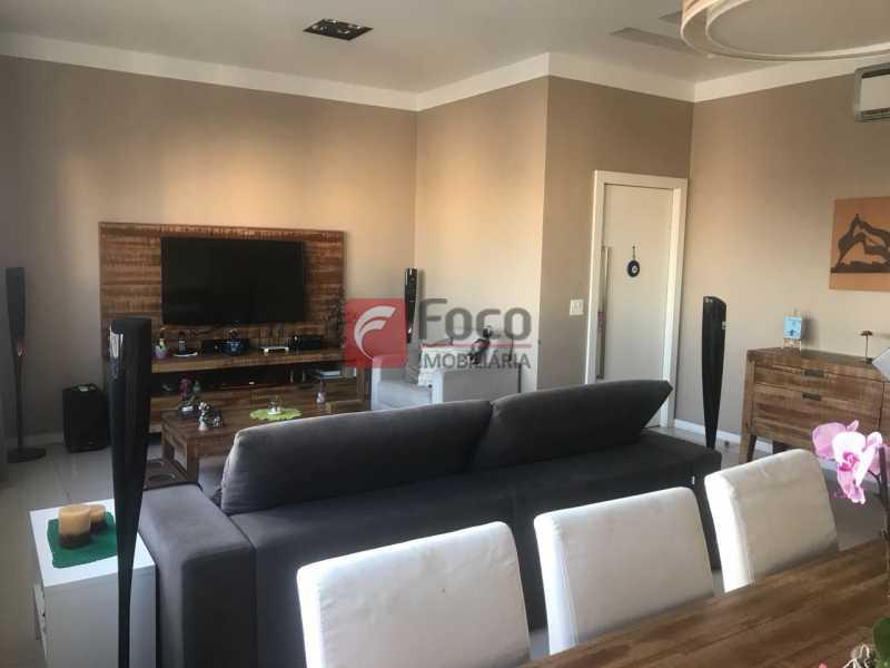 SALA - Apartamento à venda Rua Barão da Torre,Ipanema, Rio de Janeiro - R$ 1.200.000 - FLAP32379 - 4