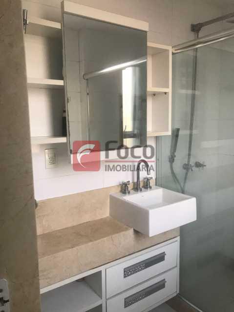 BANHEIRO SUÍTE - Apartamento à venda Rua Barão da Torre,Ipanema, Rio de Janeiro - R$ 1.200.000 - FLAP32379 - 15
