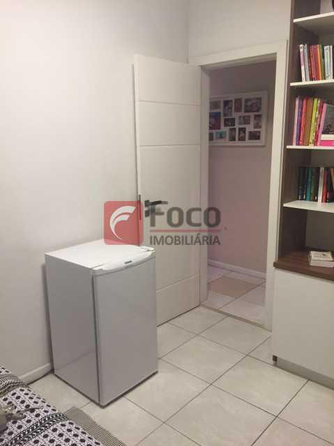 QUARTO 2 - Apartamento à venda Rua Barão da Torre,Ipanema, Rio de Janeiro - R$ 1.200.000 - FLAP32379 - 13