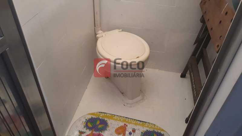 BANHEIRO EMPREGADA - Apartamento à venda Praia de Botafogo,Botafogo, Rio de Janeiro - R$ 650.000 - FLAP11290 - 19