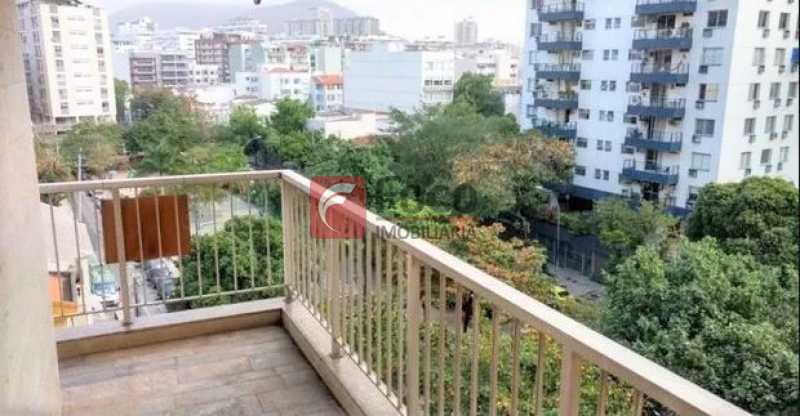 VARANDA - Apartamento à venda Rua Muniz Barreto,Botafogo, Rio de Janeiro - R$ 990.000 - FLAP22408 - 6