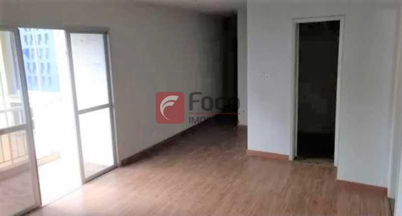 SALA - Apartamento à venda Rua Muniz Barreto,Botafogo, Rio de Janeiro - R$ 990.000 - FLAP22408 - 3
