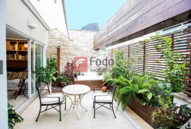 1 - Cobertura 2 quartos à venda Leblon, Rio de Janeiro - R$ 3.300.000 - JBCO20043 - 1