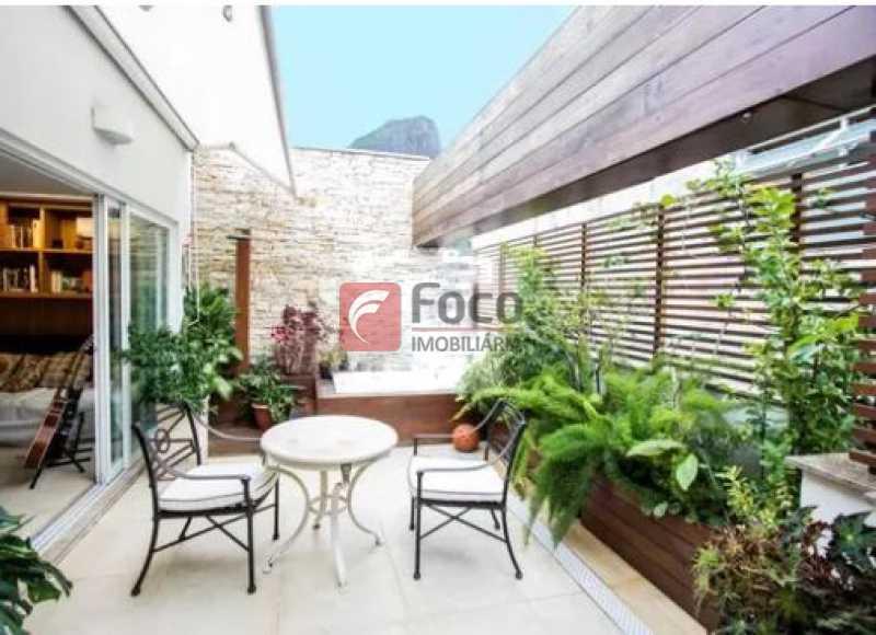 2 - Cobertura 2 quartos à venda Leblon, Rio de Janeiro - R$ 3.300.000 - JBCO20043 - 3