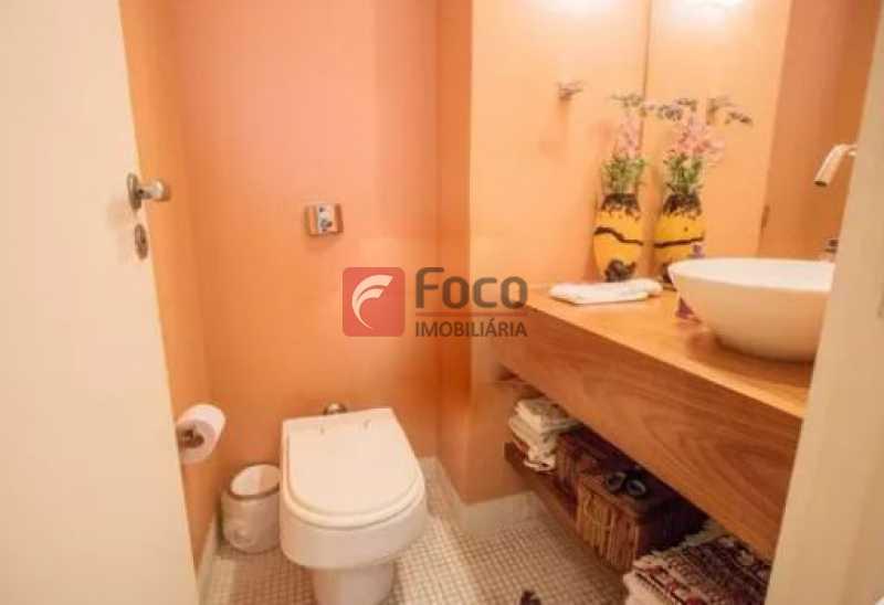 10 - Cobertura 2 quartos à venda Leblon, Rio de Janeiro - R$ 3.300.000 - JBCO20043 - 11