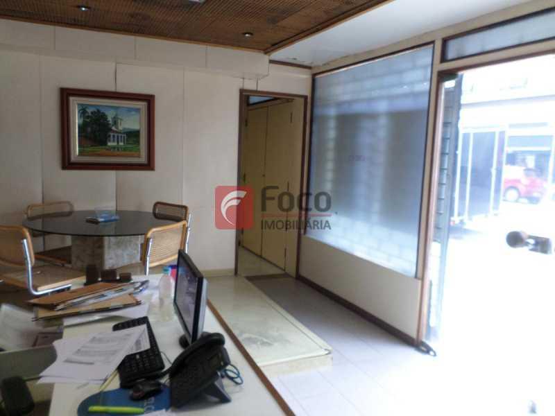 RECEPÇÃO - Loja 476m² à venda Rua Bambina,Botafogo, Rio de Janeiro - R$ 6.600.000 - FLLJ00022 - 1