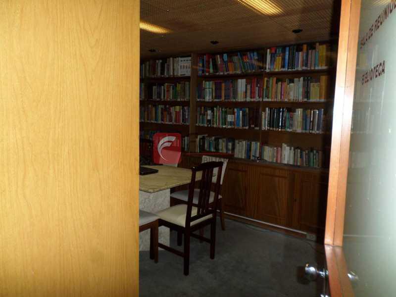 BIBLIOTECA - Loja 476m² à venda Rua Bambina,Botafogo, Rio de Janeiro - R$ 6.600.000 - FLLJ00022 - 7