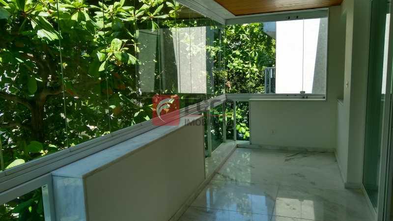 VARANDA - Cobertura À Venda - Ipanema - Rio de Janeiro - RJ - JBCO30152 - 3