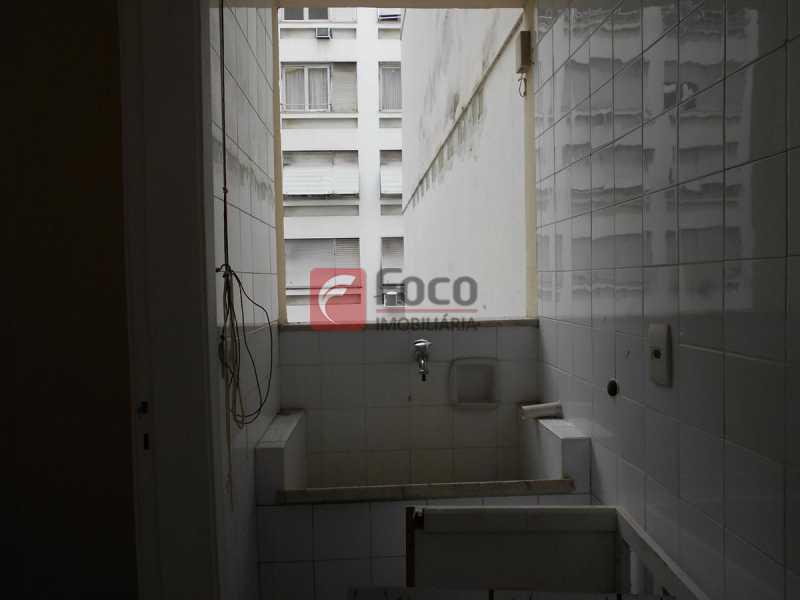 ÁREA SERVIÇO - Apartamento à venda Avenida Oswaldo Cruz,Flamengo, Rio de Janeiro - R$ 740.000 - FLAP22423 - 18
