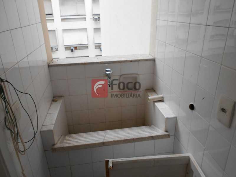 ÁREA SERVIÇO - Apartamento à venda Avenida Oswaldo Cruz,Flamengo, Rio de Janeiro - R$ 740.000 - FLAP22423 - 19