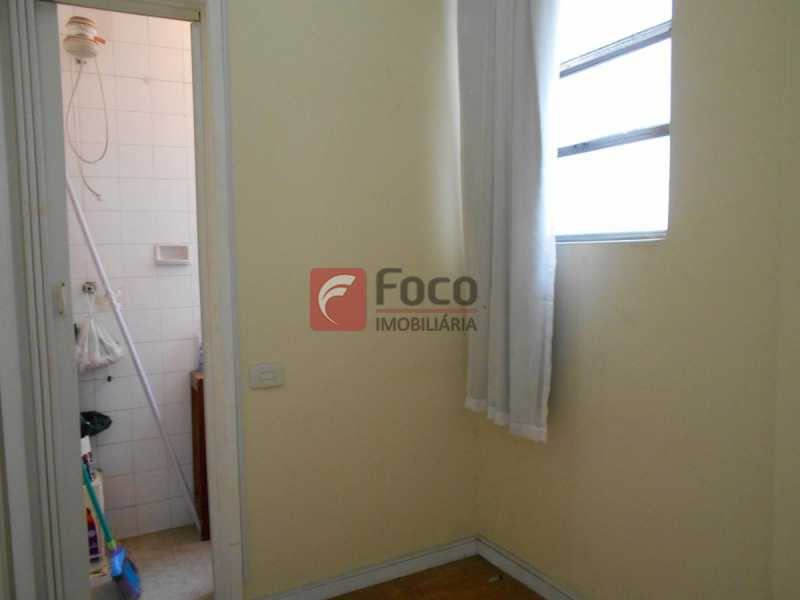 QUARTO EMPREGADA - Apartamento à venda Avenida Oswaldo Cruz,Flamengo, Rio de Janeiro - R$ 740.000 - FLAP22423 - 20