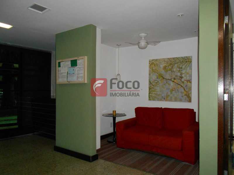 PORTARIA - Apartamento à venda Avenida Oswaldo Cruz,Flamengo, Rio de Janeiro - R$ 740.000 - FLAP22423 - 23