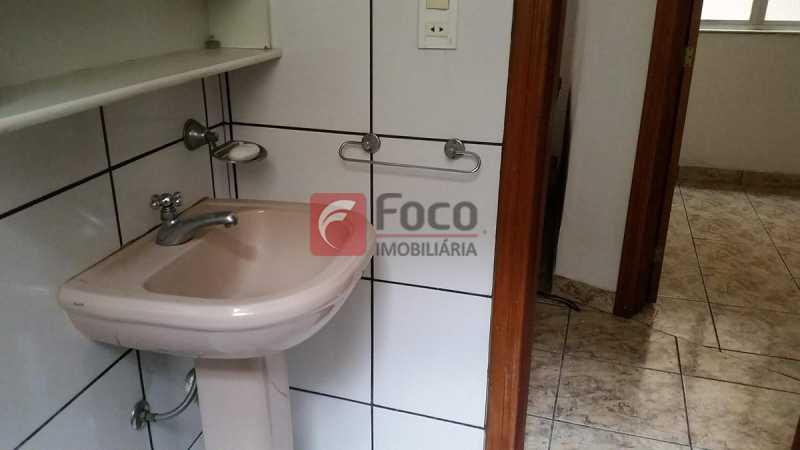 BANHEIRO SOCIAL - Apartamento à venda Rua Pedro Américo,Catete, Rio de Janeiro - R$ 580.000 - FLAP22443 - 12