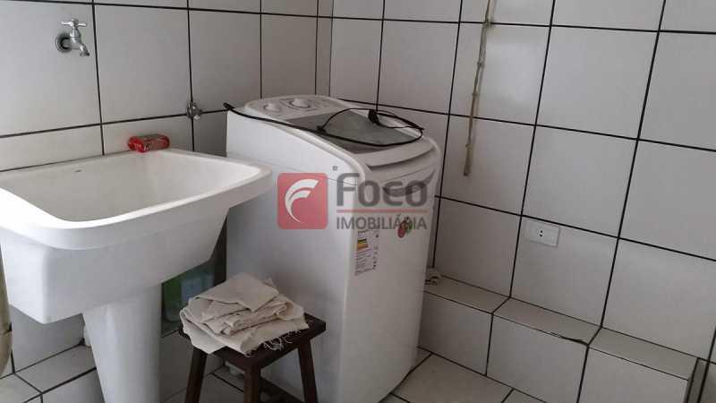 ÁREA SERVIÇO - Apartamento à venda Rua Pedro Américo,Catete, Rio de Janeiro - R$ 580.000 - FLAP22443 - 21