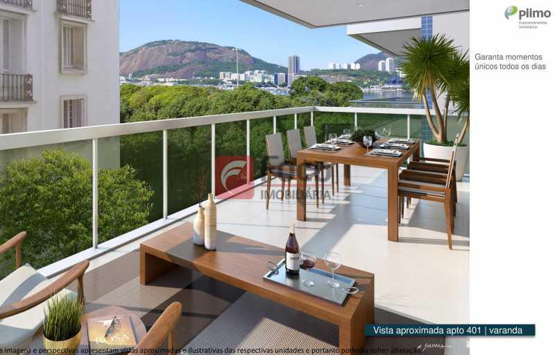 11 - Apartamento à venda Rua Marquês de Abrantes,Flamengo, Rio de Janeiro - R$ 1.295.000 - FLAP32265 - 9