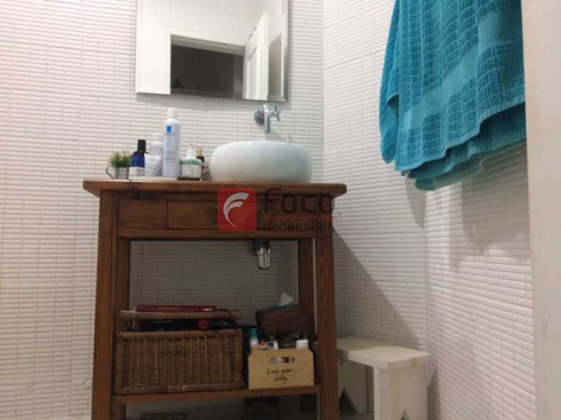 LAVABO - Apartamento à venda Rua Batista da Costa,Lagoa, Rio de Janeiro - R$ 850.000 - JBAP20928 - 7