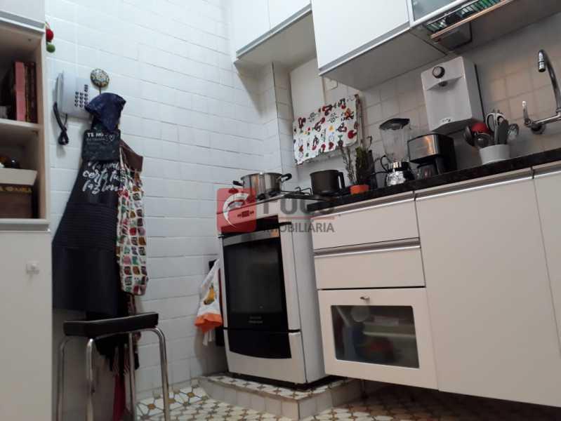 COZINHA - Apartamento à venda Rua Batista da Costa,Lagoa, Rio de Janeiro - R$ 850.000 - JBAP20928 - 8