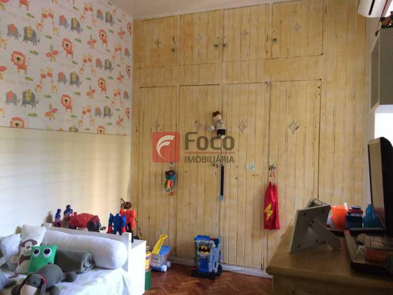 2º. QUARTO - Apartamento à venda Rua Batista da Costa,Lagoa, Rio de Janeiro - R$ 850.000 - JBAP20928 - 10