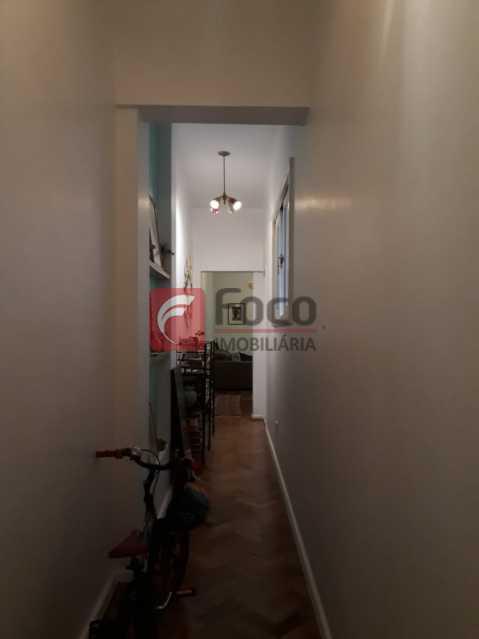 HALL COM ACESSO AOS QUARTOS - Apartamento à venda Rua Batista da Costa,Lagoa, Rio de Janeiro - R$ 850.000 - JBAP20928 - 11