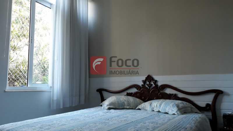 1º. QUARTO - Apartamento à venda Rua Batista da Costa,Lagoa, Rio de Janeiro - R$ 850.000 - JBAP20928 - 12