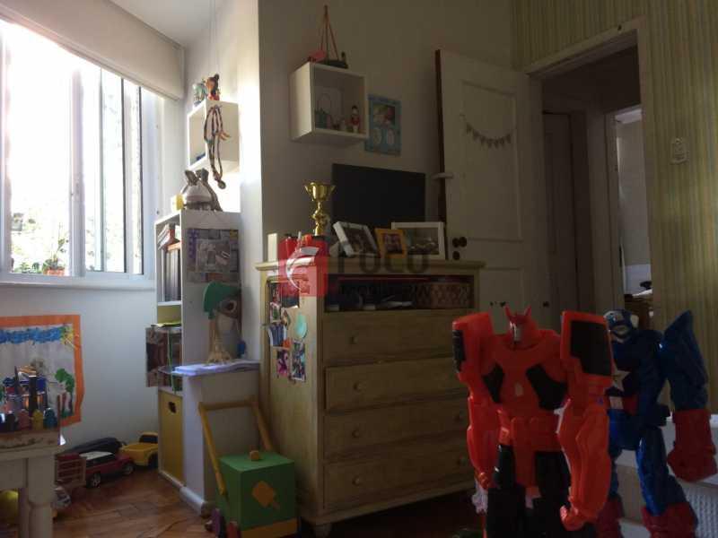 2º. QUARTO - Apartamento à venda Rua Batista da Costa,Lagoa, Rio de Janeiro - R$ 850.000 - JBAP20928 - 13