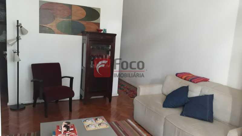 SALA - Apartamento à venda Rua Batista da Costa,Lagoa, Rio de Janeiro - R$ 850.000 - JBAP20928 - 1