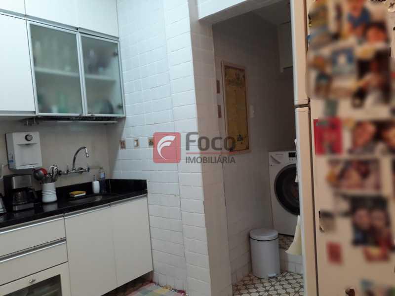 COZINHA - Apartamento à venda Rua Batista da Costa,Lagoa, Rio de Janeiro - R$ 850.000 - JBAP20928 - 15
