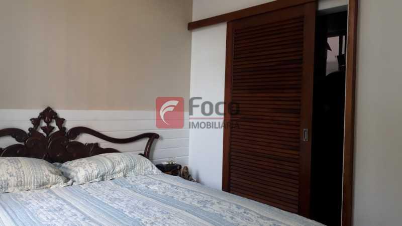 1º. QUARTO - Apartamento à venda Rua Batista da Costa,Lagoa, Rio de Janeiro - R$ 850.000 - JBAP20928 - 17