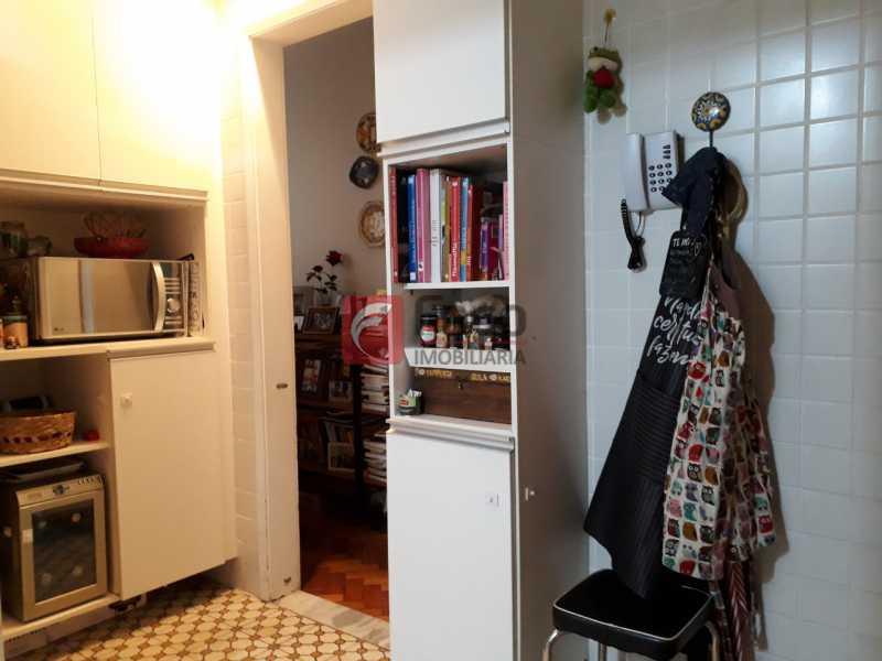 COZINHA - Apartamento à venda Rua Batista da Costa,Lagoa, Rio de Janeiro - R$ 850.000 - JBAP20928 - 18