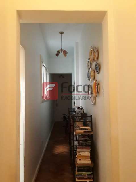 HALL DE ACESSO AOS QUARTOS - Apartamento à venda Rua Batista da Costa,Lagoa, Rio de Janeiro - R$ 850.000 - JBAP20928 - 22