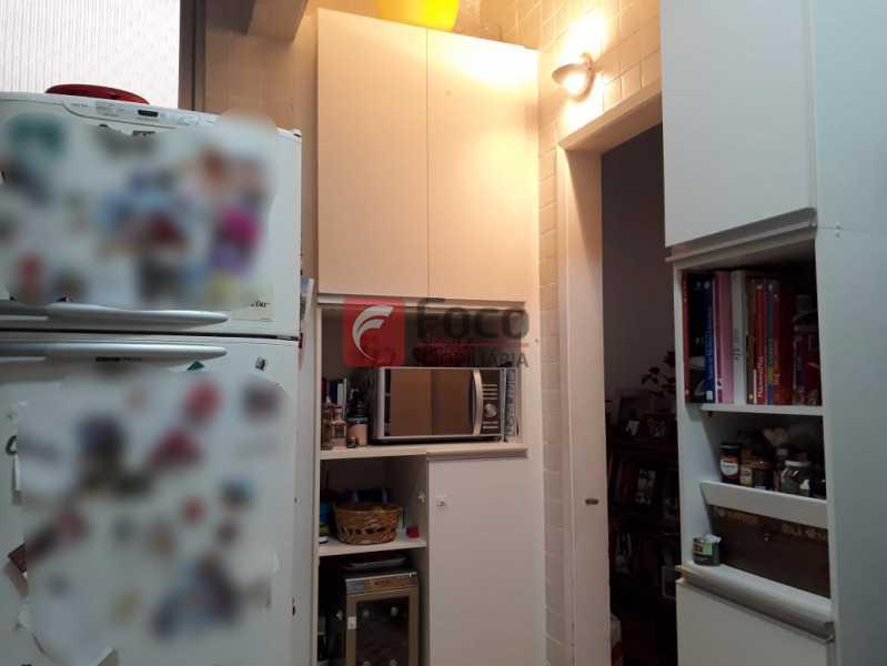 COZINHA - Apartamento à venda Rua Batista da Costa,Lagoa, Rio de Janeiro - R$ 850.000 - JBAP20928 - 26