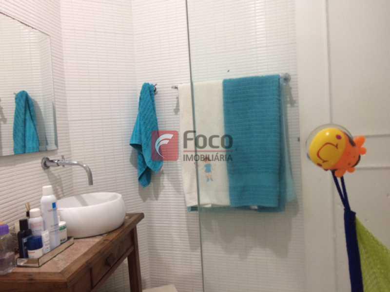 LAVABO - Apartamento à venda Rua Batista da Costa,Lagoa, Rio de Janeiro - R$ 850.000 - JBAP20928 - 27