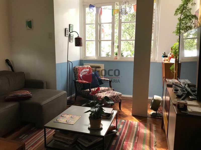 SALA - Apartamento à venda Rua Batista da Costa,Lagoa, Rio de Janeiro - R$ 850.000 - JBAP20928 - 4