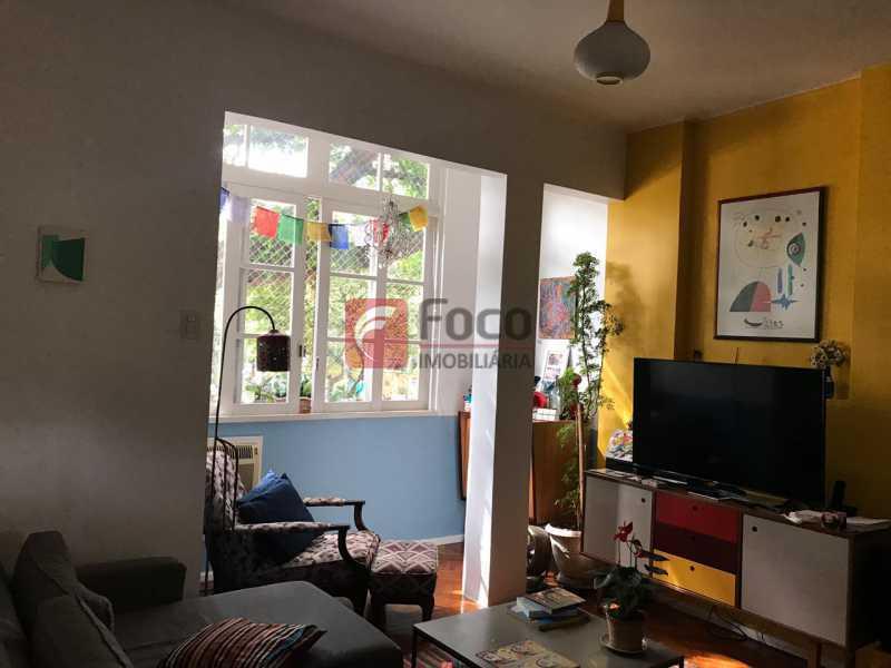 SALA - Apartamento à venda Rua Batista da Costa,Lagoa, Rio de Janeiro - R$ 850.000 - JBAP20928 - 5