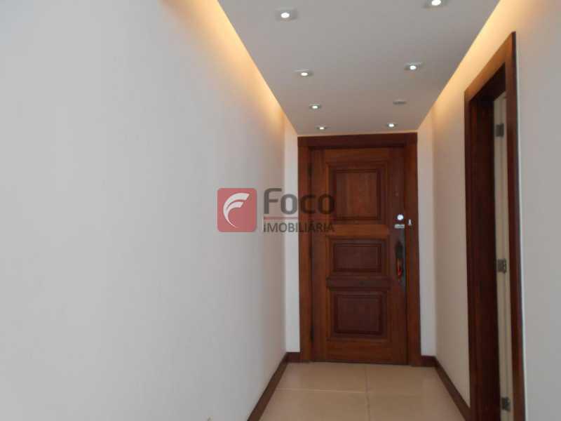 HALL ENTRADA - Apartamento à venda Rua Fonte da Saudade,Lagoa, Rio de Janeiro - R$ 1.850.000 - FLAP32266 - 5