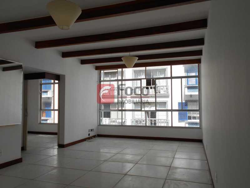 SALÃO - Apartamento à venda Rua Fonte da Saudade,Lagoa, Rio de Janeiro - R$ 1.850.000 - FLAP32266 - 1