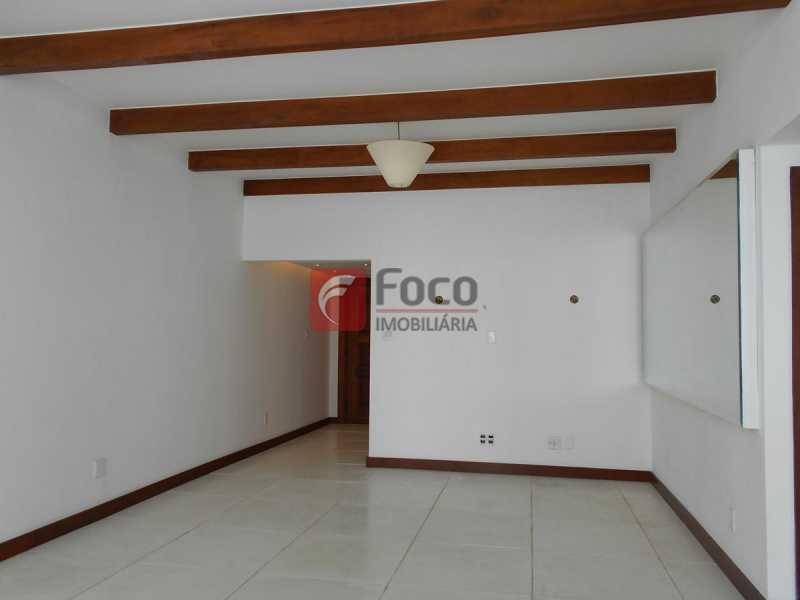 SALÃO - Apartamento à venda Rua Fonte da Saudade,Lagoa, Rio de Janeiro - R$ 1.850.000 - FLAP32266 - 3